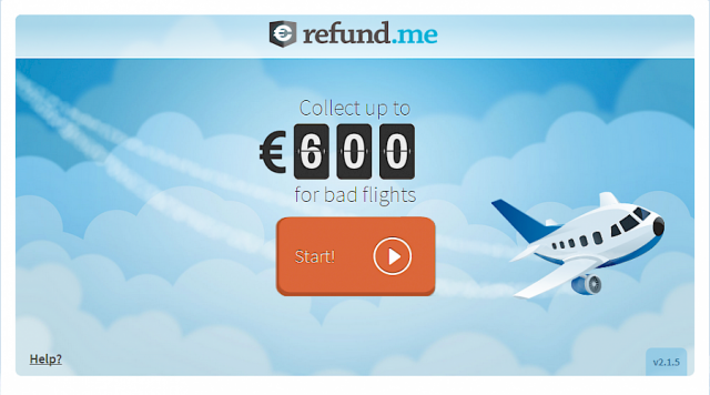 A step-by-step guide to claiming with refund.me