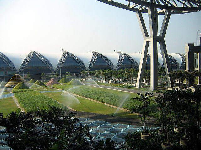 Aéroport Suvarnabhumi
