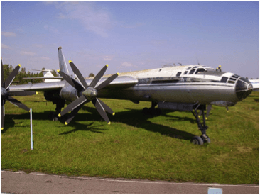 Flugzeugmuseum Ulyanovsk