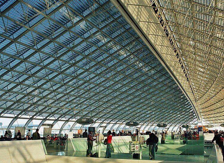 Paris De Gaulle Airport Hotels