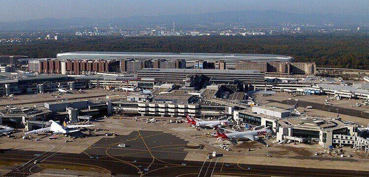Flugverspätung Flughafen-Frankfurt