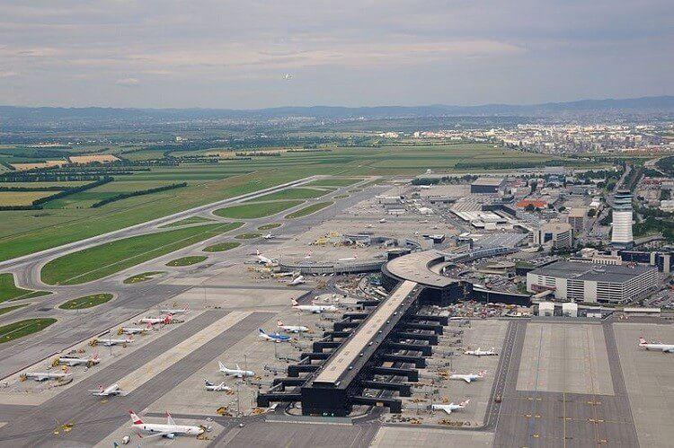 Flugausfälle Flughafen-Wien-Schwechat