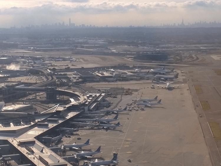Flughafen-JFK