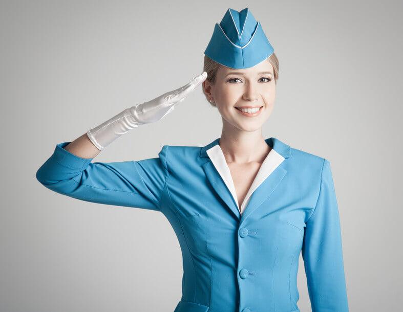 Mythos Stewardess Refund Me